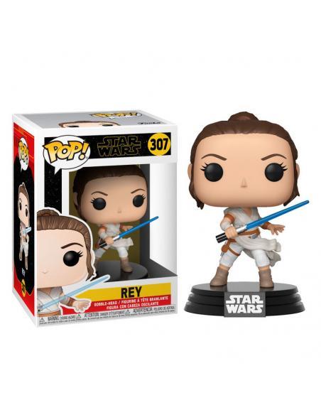 Figura POP Star Wars Rise of Skywalker Rey - Imagen 1
