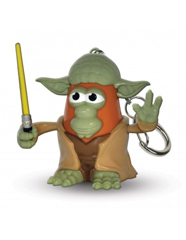 LLAVERO MR. POTATO YODA DE STAR WARS