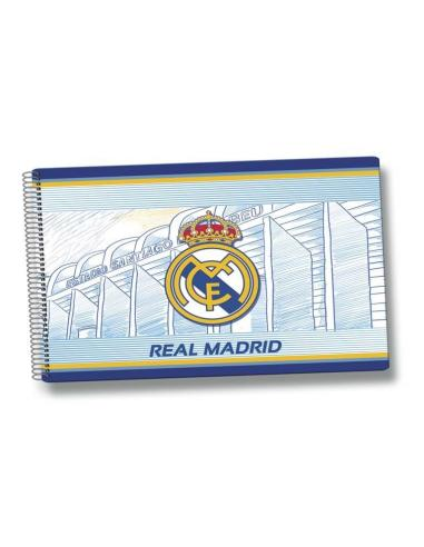 Bloc Dibujo 20 Hojas Real Madrid (10/40) - Imagen 1