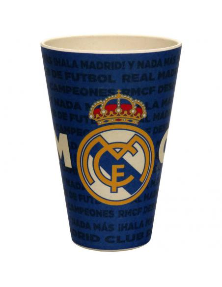 Vaso bambu Real Madrid - Imagen 2