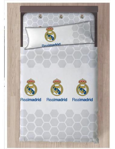 Juego sabanas para cama 90cm de Real Madrid - Imagen 1