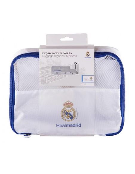 Neceser y organizador de viaje oficial Real Madrid