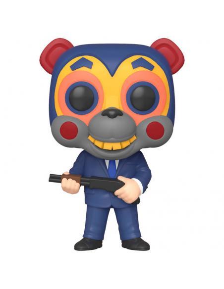 Figura POP Umbrella Academy Hazel with mask - Imagen 2