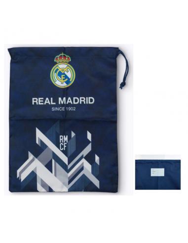 Saco merienda 44cm de real Madrid - Imagen 1