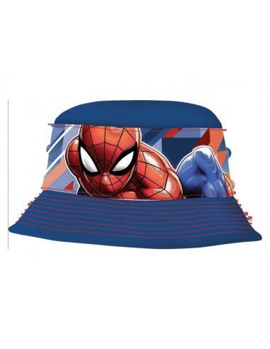Gorro verano tipo pescador de Spiderman (st48) - Imagen 1