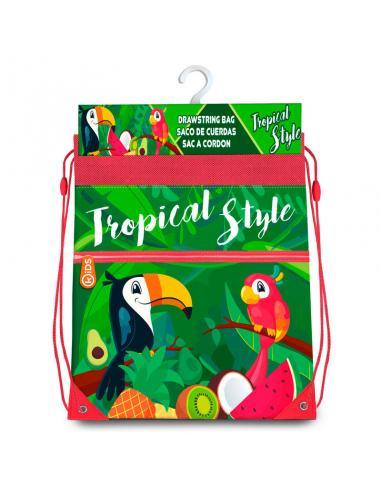 Saco Tucan Tropical Style 41cm - Imagen 1