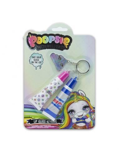Llavero balsamo labial de Poopsie - Imagen 1