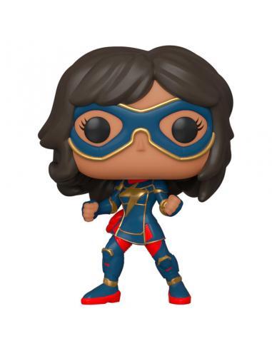Figura POP Marvel Avengers Game Kamala Khan Stark Tech Suit - Imagen 1
