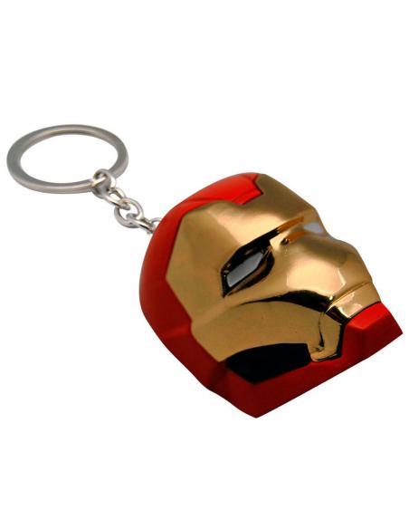 Llavero 3D Iron Man Marvel - Imagen 2