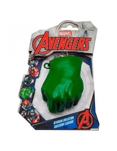 Llavero 3D Hulk Marvel - Imagen 1