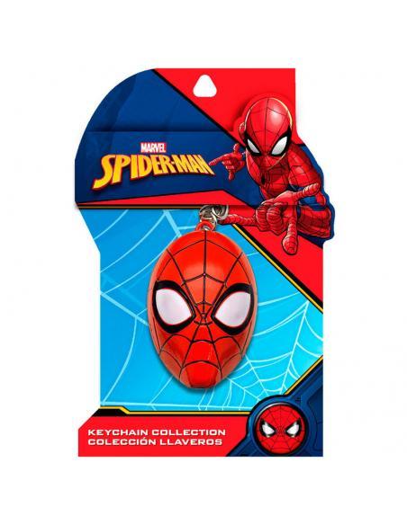 Llavero 3D Spiderman Marvel - Imagen 1