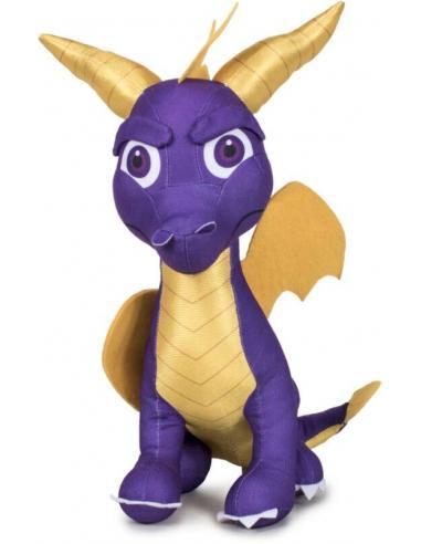 Peluche Spyro y El Dragón tamaño mediano 36cm (12/36) - Imagen 1