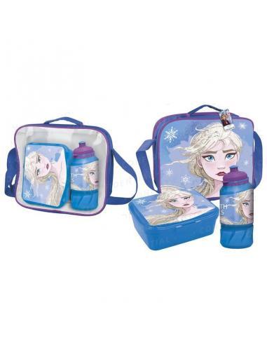 Portamerienda con accesorios de Frozen 2 (1/12) - Imagen 1