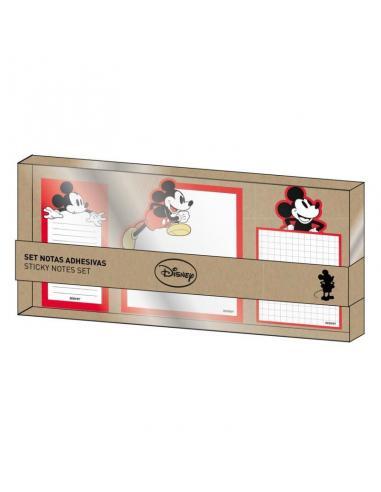 Notas Adhesivas de Mickey Mouse (4/24) - Imagen 1