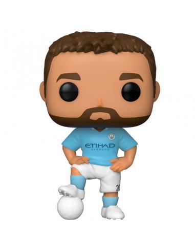 Figura POP Manchester City Bernardo Silva - Imagen 1