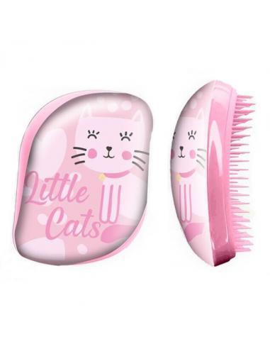 Cepillo de pelo sin mango en caja acetato de Little Cats (st24) - Imagen 1