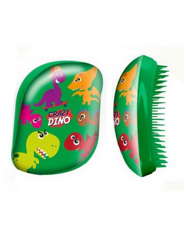 Cepillo de pelo sin mango en caja acetato de Crazy Dino (st24) - Imagen 1