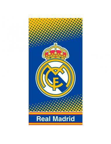 Toalla Real Madrid microfibra - Imagen 1