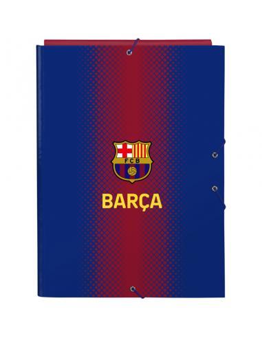 Carpeta folio gomas 3 solapas de Fc Barcelona '1ª Equip. 20/21' - Imagen 1