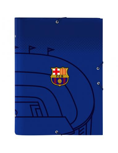 Carpeta folio clasificadora de Fc Barcelona '1ª Equip. 20/21' - Imagen 1