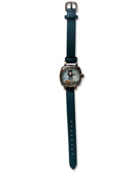 Reloj de pulsera calidad premium con caja de Gorjuss 'You Brought Me Love' (2/24) - Imagen 1