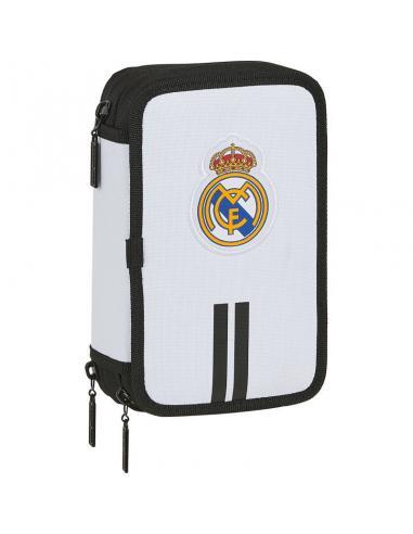 Plumier triple 36 piezas de Real Madrid '1ª Equip. 20/21' - Imagen 1