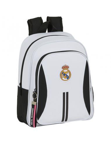 Mochila 34cm infantil adaptable a carro de Real Madrid '1ª Equip. 20/21' - Imagen 1