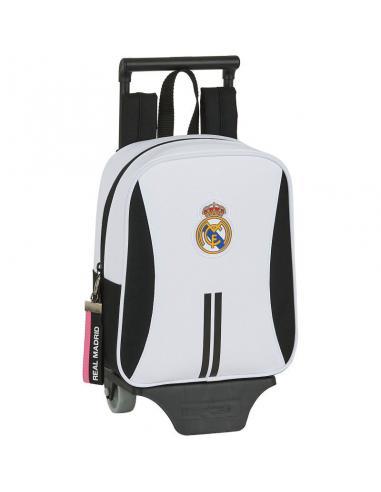 Mochila 28cm con carro extraible de Real Madrid '1ª Equip. 20/21' - Imagen 1