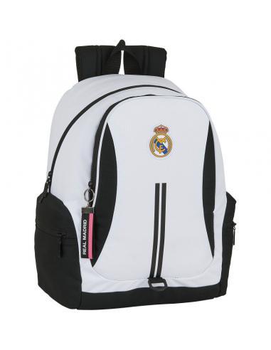 Mochila 43cm adaptable a carro de Real Madrid '1ª Equip. 20/21' - Imagen 1