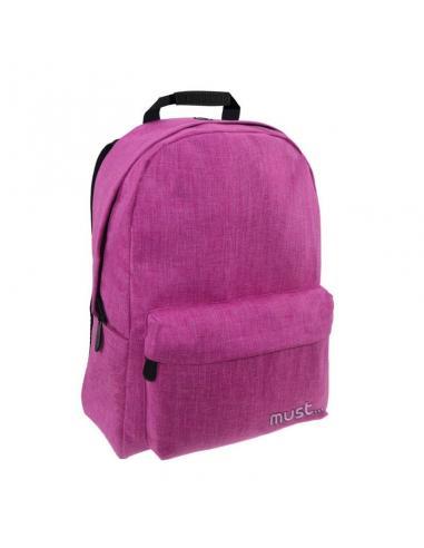 Mochila Pink 42cm de Must Jeans - Imagen 1
