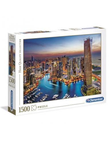 Puzzle High Quality Dubai Marina 1500pzs - Imagen 1