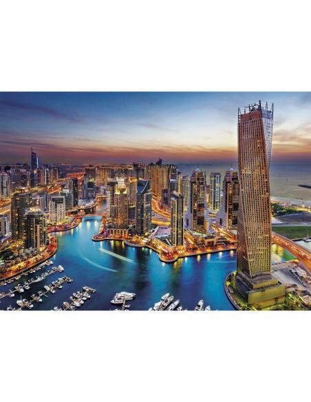 Puzzle High Quality Dubai Marina 1500pzs - Imagen 2