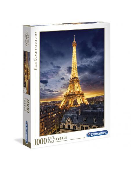 Puzzle High Quality Tour Eiffel 1000pzs - Imagen 1