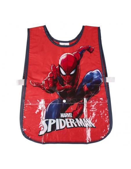Delantal impermeable Spiderman Marvel - Imagen 1