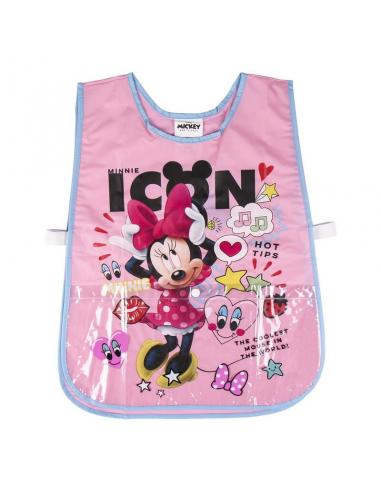 Delantal impermeable Minnie Disney - Imagen 1