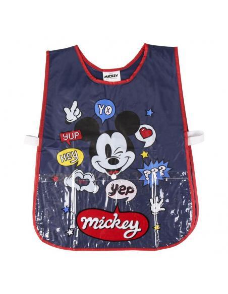 Delantal impermeable Mickey Disney - Imagen 1