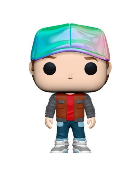 Figura POP Back To The Future Marty in Future Outfit - Imagen 1