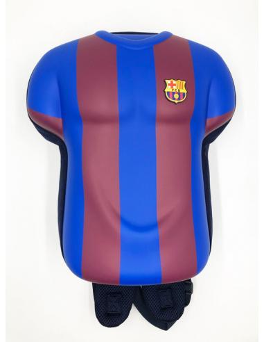 Mochila forma camiseta del  FC Barcelona - Imagen 1