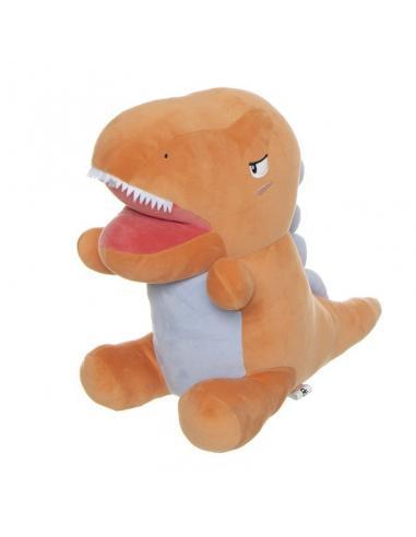 Peluche de Dinosaurios Naranja - Imagen 1