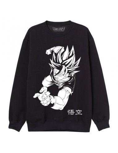 Sudadera Super Saiyan Goku Dragon Ball Z adulto - Imagen 1