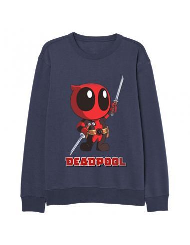 Sudadera Deadpool Marvel adulto - Imagen 1