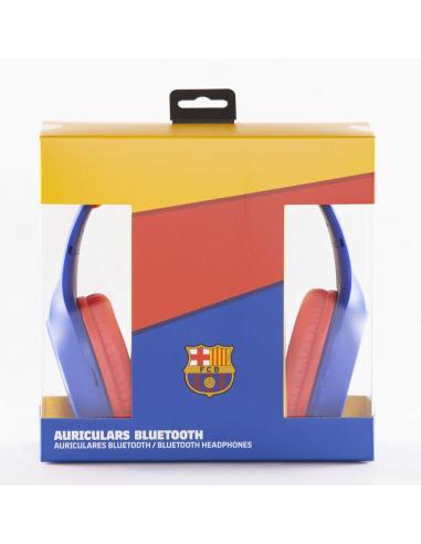 Auriculares bluetooth de FC Barcelona - Imagen 1