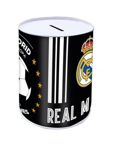 Hucha metal 10x15cm de Real Madrid - Imagen 1