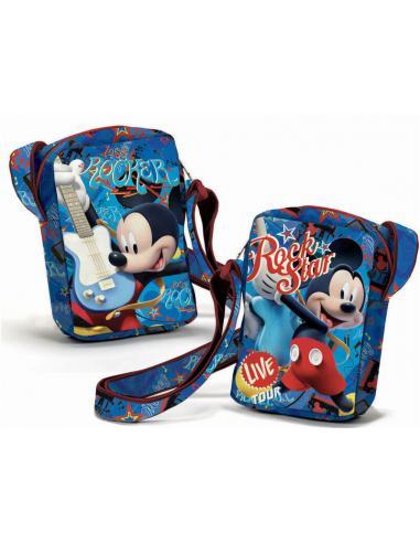 Bolso bandolera Live tour de Mickey Mouse - Imagen 1