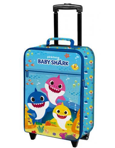 Trolley semirigida de Baby Shark - Imagen 1
