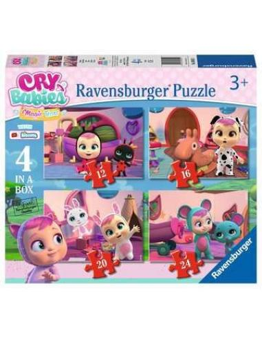 Ravensburger,puzzle de Bebes Llorones - Imagen 1