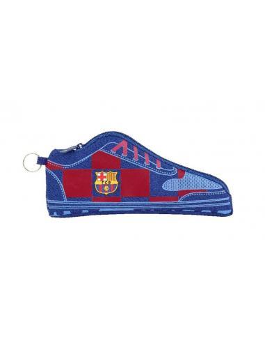 Estuche portatodo zapatilla de Fc Barcelona '1ª Equipación 19/20' (st100) - Imagen 1