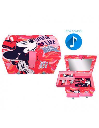 Joyero Minnie Disney sonido - Imagen 1