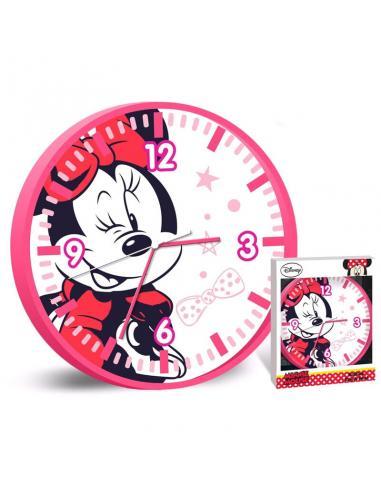Reloj pared 25cm de  Minnie Mouse (st12) - Imagen 1