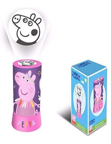 Proyector Led Cilindrico Peppa Pig (st24) - Imagen 1
